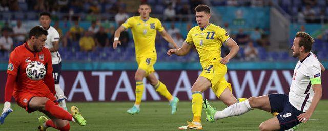 Общество: Украина проиграла Англии всухую со счетом 0:4