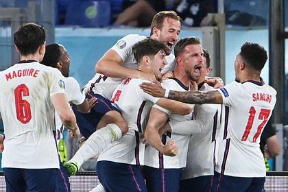 Общество: Сборная Англии разгромила Украину и вышла в полуфинал чемпионата Европы