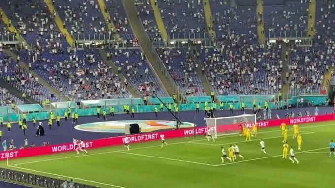 Общество: Сборная Англии обыграла Украину и вышла в полуфинал Евро