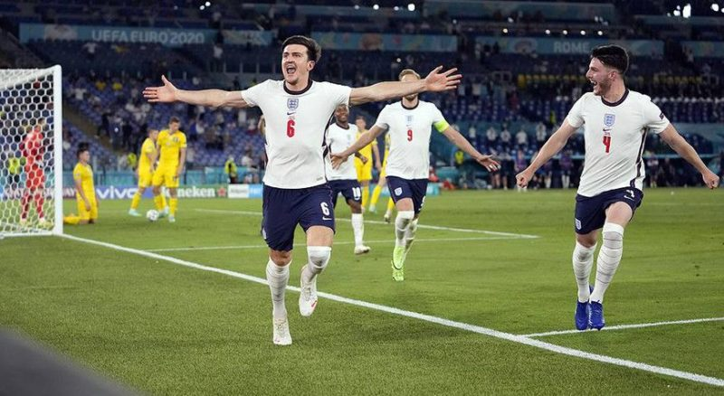 Общество: Сборные Дании и Англии стали полуфиналистами чемпионата Евро-2020