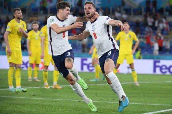 Общество: Англия с разгромным счётом обыграла Украину и вышла в полуфинал Евро-2020