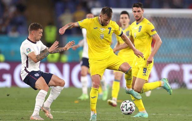 Общество: Украина разгромно проиграла Англии и покинула Евро