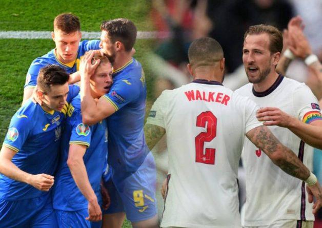 Общество: Сборная Украины покидает Евро-2020, проиграв Англии с разгромным счетом