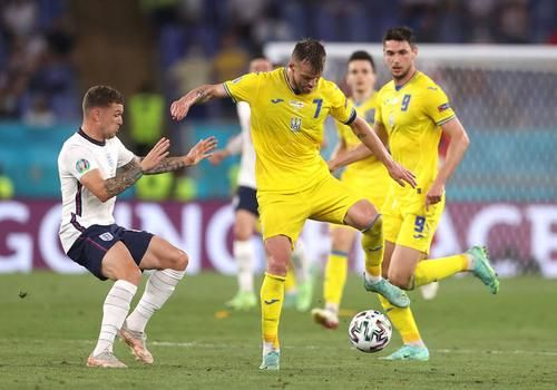 Общество: Украина не выдержала напора Англии 0:4