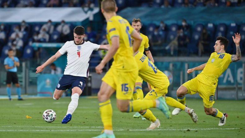 Общество: Защитник сборной Украины назвал причину разгромного поражения от Англии