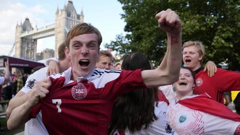 Общество: Исторические матчи на Евро-2020: Англия и Дания вышли в полуфинал