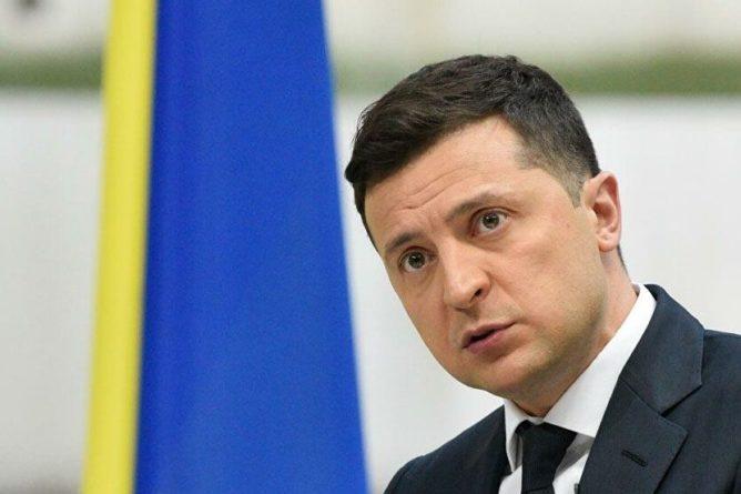 Общество: Президент Украины Зеленский прокомментировал разгромное поражение от Англии на Евро-2020