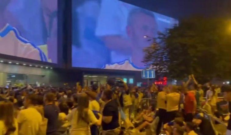 """Общество: В РФ поразились реакции украинцев на четыре безответных гола от Англии: """"Смотрят и поют гимн"""""""