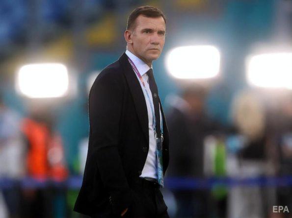 Общество: Шевченко: Не думаю, что сборная Украины в матче с Англией не показывала тот футбол, который она проповедует