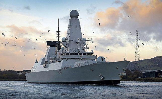 Общество: Bloomberg (США): противостояние России и Великобритании показывает, что новая война на море стала глобальной