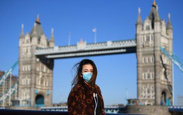 Общество: В Британии маски будут носить по желанию