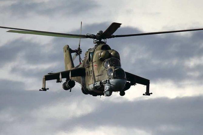 Общество: Эксперты сравнили вертолёты Ми-24 и AH-1 Cobra