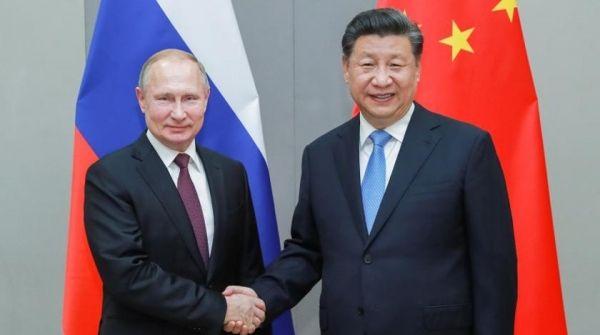Общество: Си Цзиньпинь ждет решения Путина по саммиту в Великобритании
