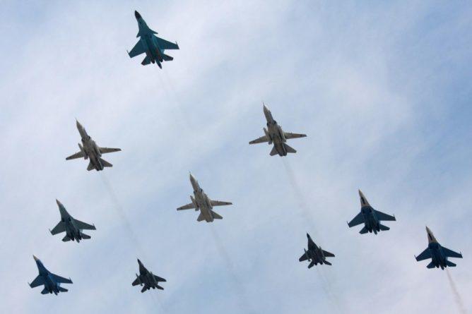 Общество: «Упаси нас Бог»: британцы прокомментировали отработку бомбометания российской авиацией