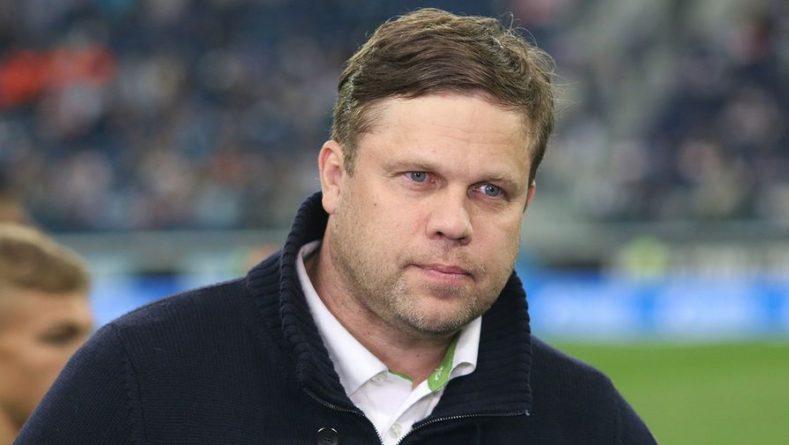 Общество: Радимов назвал шуткой слова о том, что Россия сыграла бы лучше Украины в матче с Англией