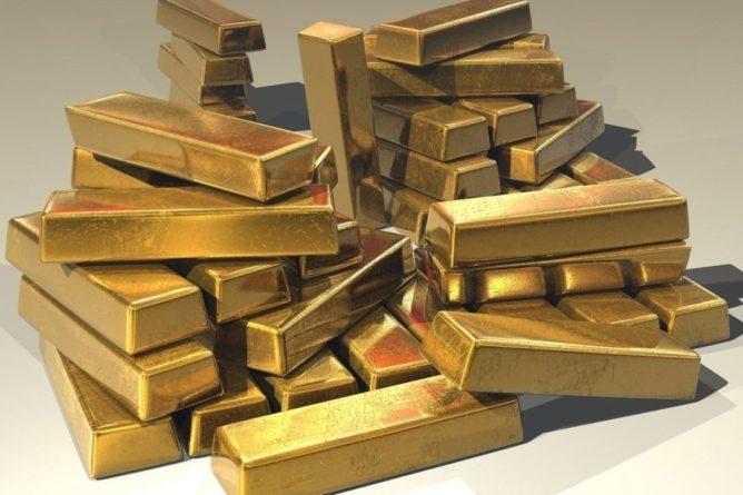 Общество: Baijiahao: европейцы начали вывозить золото из хранилищ Британии из-за действий России