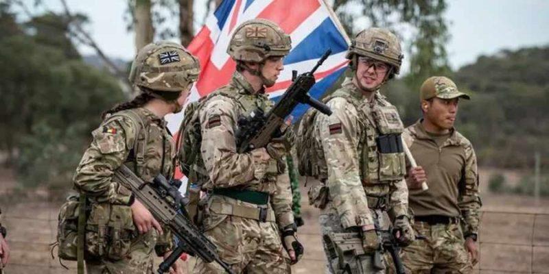 Общество: Telegraph: спецназ Британии может остаться в Афганистане после вывода войск