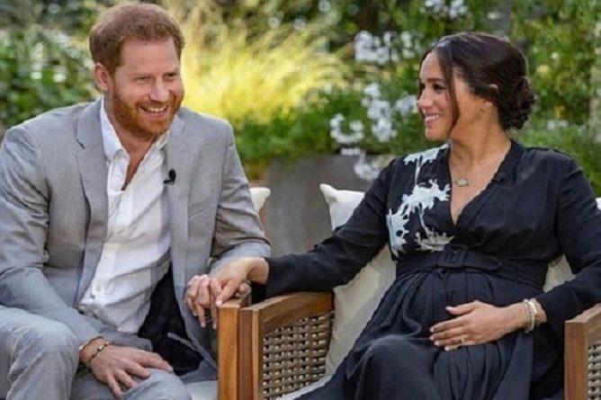 Общество: Принц Гарри и Меган Маркл вместе приедут в Великобританию в сентябре