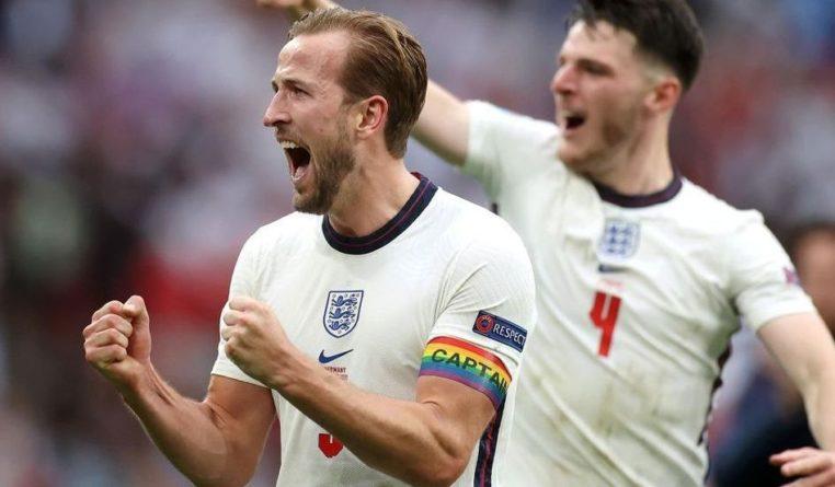 Общество: Англия - Дания: прогноз букмекеров на матч Евро-2020