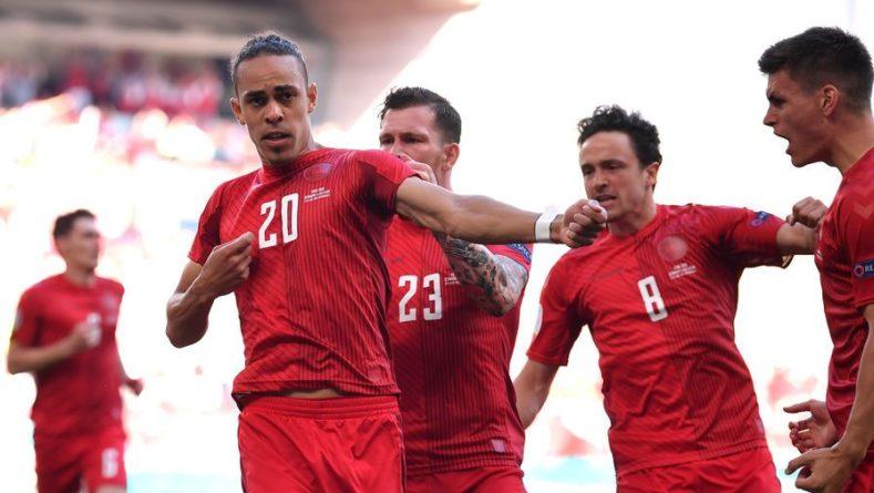Общество: Игрок сборной Дании не считает Англию фаворитом в матче 1/2 финала Евро-2020