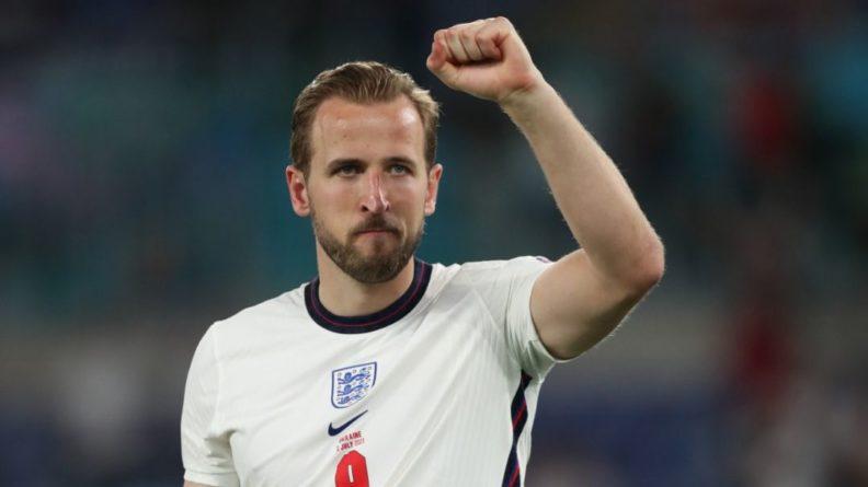 Общество: Харри Кейн рассказал, что нужно сборной Англии для выхода в финал Евро