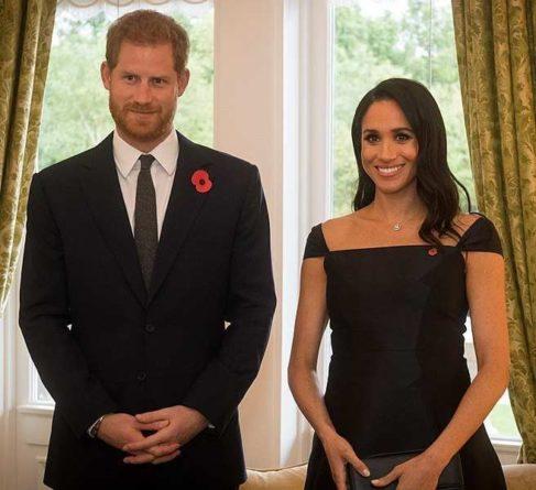 Общество: Визит Меган Маркл в Лондон может стать кошмаром для королевской семьи