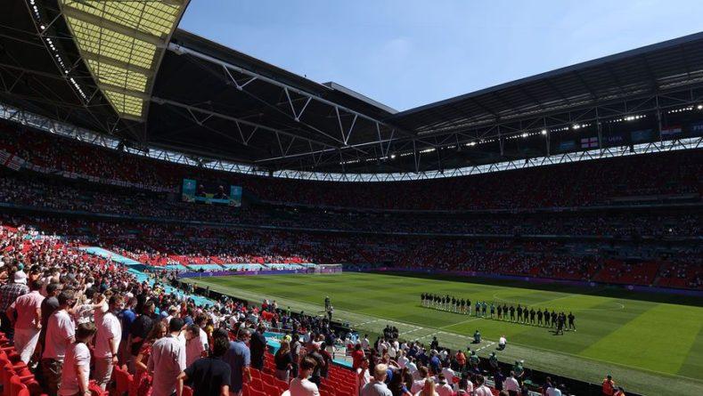 Общество: В Лондоне разыграют билеты на финал Евро-2020 среди привитых от COVID-19