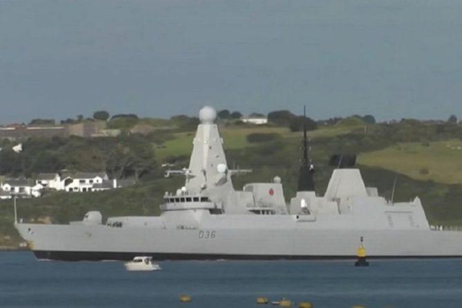 Общество: МИД Британии пообещал новые проходы кораблей через украинские воды