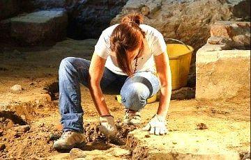 Общество: Ученые нашли загадочное изображение на месте римских укреплений в Британии