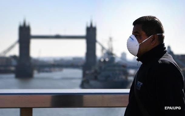 Общество: В Британии - максимальный прирост коронавируса с конца января