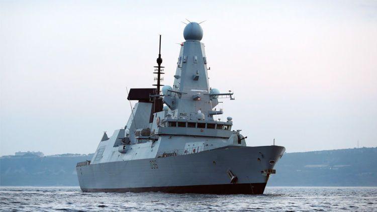 Общество: Корабли Британии продолжат визиты к берегам Крыма - МИД страны