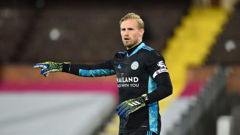 Общество: Вратарь сборной Дании жестко потроллил Англию перед матчем 1/2 финала Евро-2020