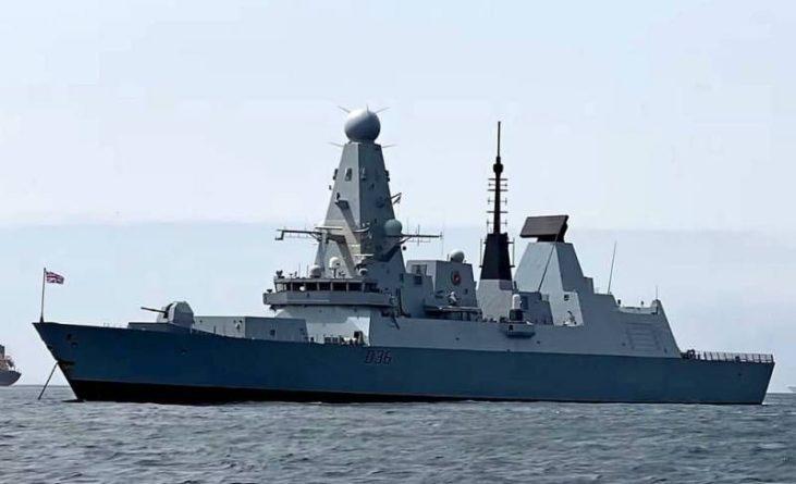 Общество: Заявление Лондона: Провокации у берегов Крыма будут продолжены