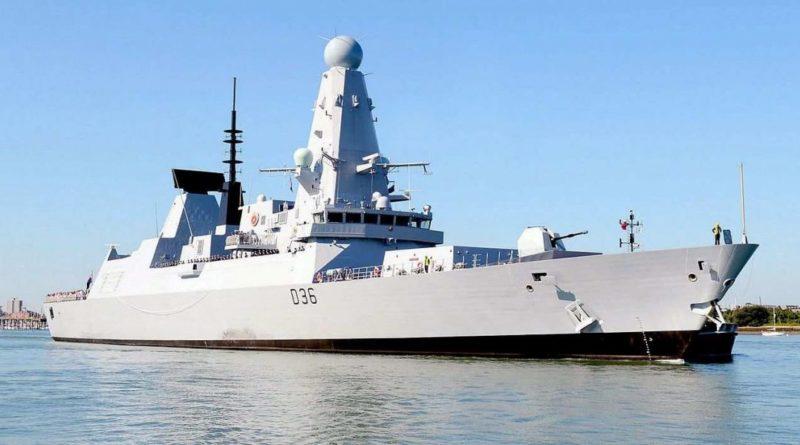 Общество: Эксперт Кедми: «Приказ о выдворении эсминца ВМС Великобритании отдал лично Владимир Путин»
