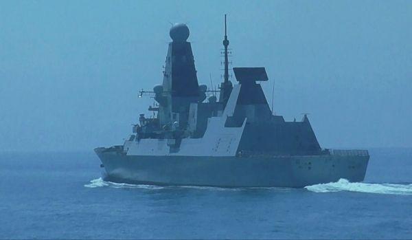 Общество: Москва и Лондон не обсуждают манёвры английских кораблей возле Крыма