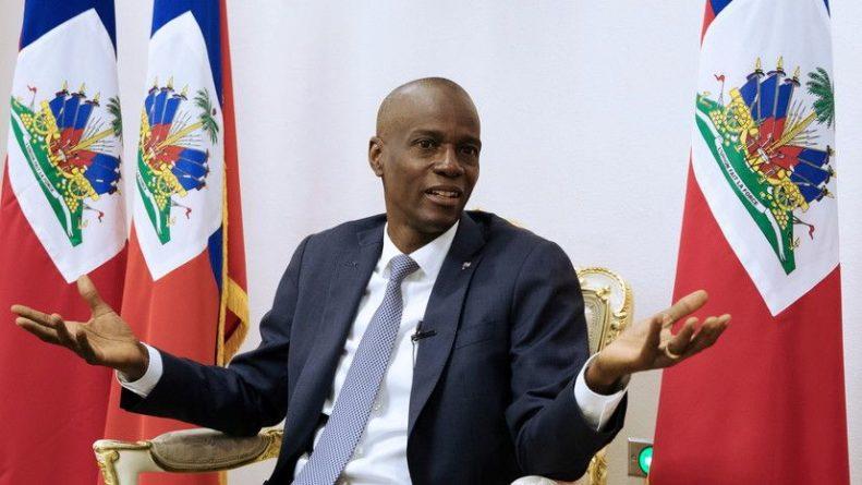 Общество: Джонсон прокомментировал сообщение о смерти президента Гаити