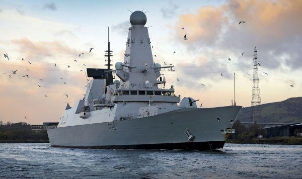 """Общество: Великобритания на словах мнит себя """"владычицей морской"""", потому что на деле все иначе"""