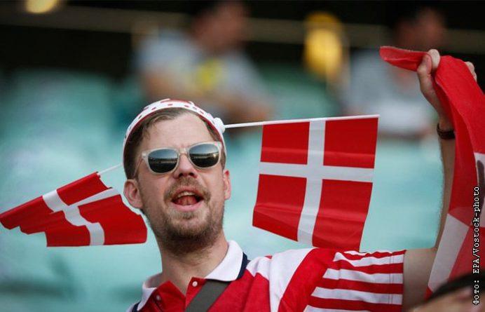 Общество: Англия - Дания. Онлайн