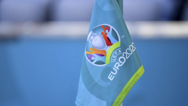 Общество: Англичане сравняли счет в полуфинальном матче Евро-2020 с Данией