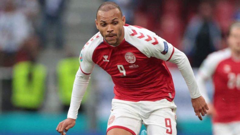 Общество: Англия - Дания - 2:1 онлайн трансляция матча