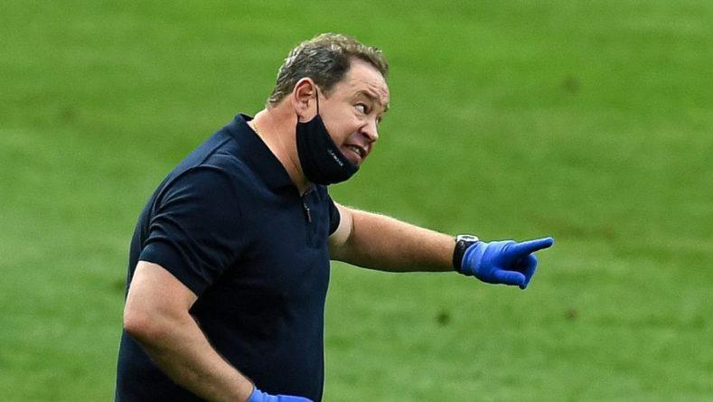 Общество: Слуцкий считает ошибочным пенальти в матче 1/2 финала Евро Англия — Дания