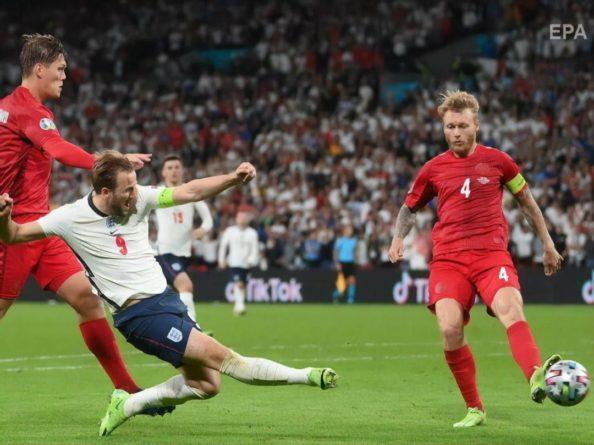 Общество: Определился второй финалист Евро 2020. Англия переиграла Данию