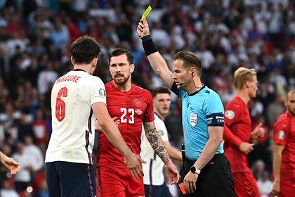 Общество: Англия в овертайме обыграла Данию и вышла в финал Евро