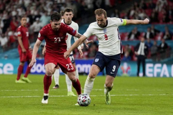 Общество: Англия обыграла Данию и вышла в финал Евро-2020