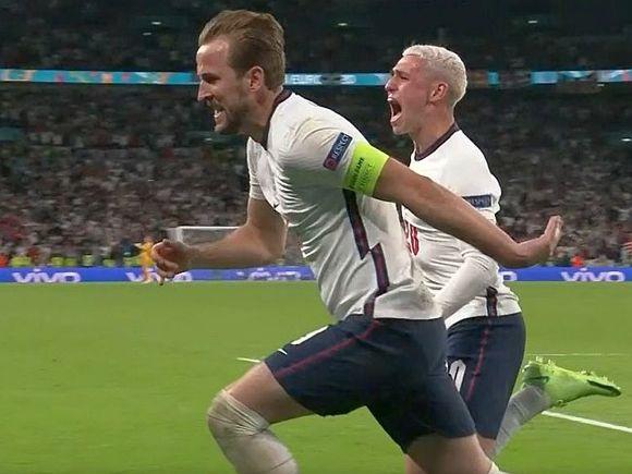 Общество: Обыграв Данию, Англия впервые вышла в финал Чемпионата Европы по футболу