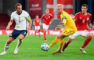 Общество: Англия вышла в финал Евро