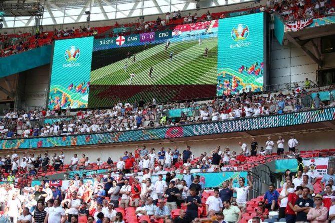 Общество: Фантастическая победа Англии в видеообзоре полуфинальных матчей Евро-2020