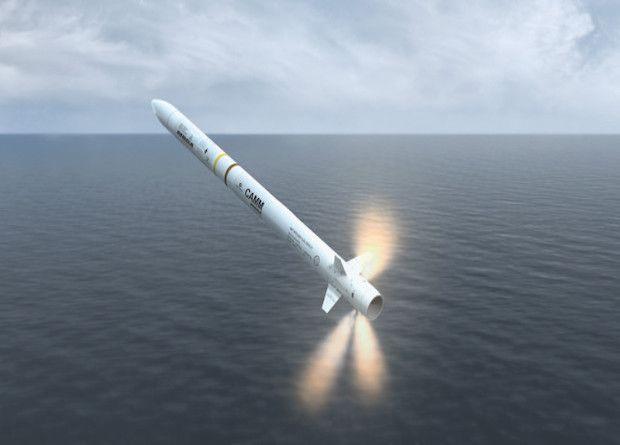 Общество: Британцы удвоят число зенитных ракет на эсминцах