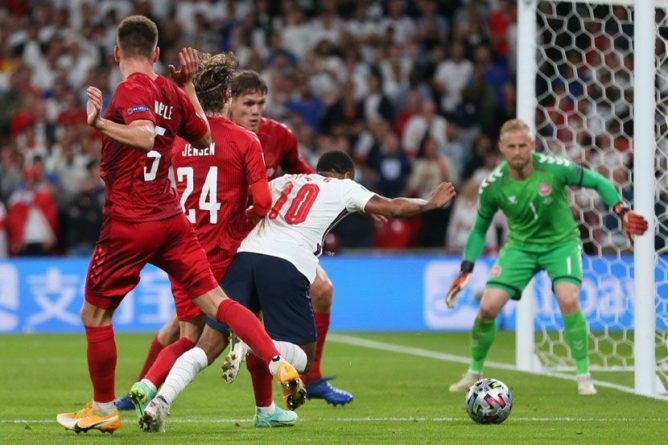 Общество: Моуринью отреагировал на скандальное пенальти в матче Англия — Дания