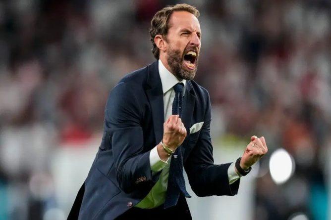 Общество: Тренер сборной Англии прокомментировал выход команды в финал чемпионата Европы
